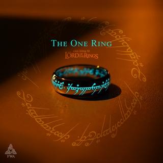 Nhẫn bạc nam nữ FWA One Ring - Chúa tể chiếc Nhẫn thumbnail
