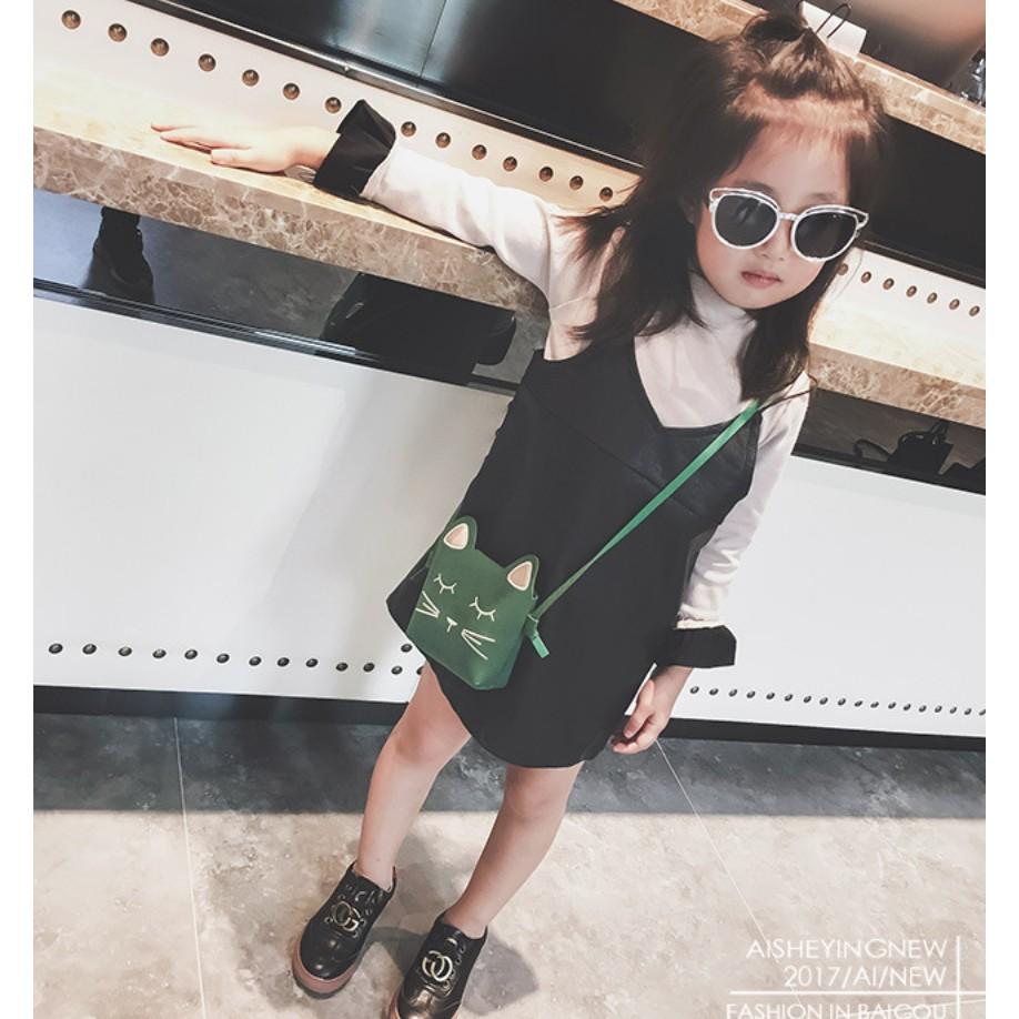 Túi xách bé gái mini dễ thương công chúa Hàn