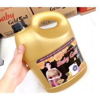 NƯỚC GIẶT BABY GOLD 5in1