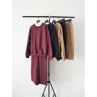 Bộ áo váy nỉ AfterBefore thumbnail