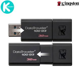 USB 3.0 Kingston DT100G3 64GB tốc độ upto 100MB/s - Hãng phân phối chính thức