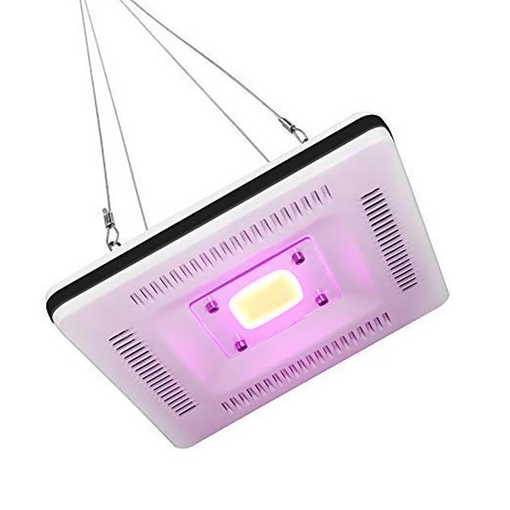 Tent Plants Square Waterproof Noiseless Led 360° Heat Dissipation Greenhouse Hanging Round Grow Light