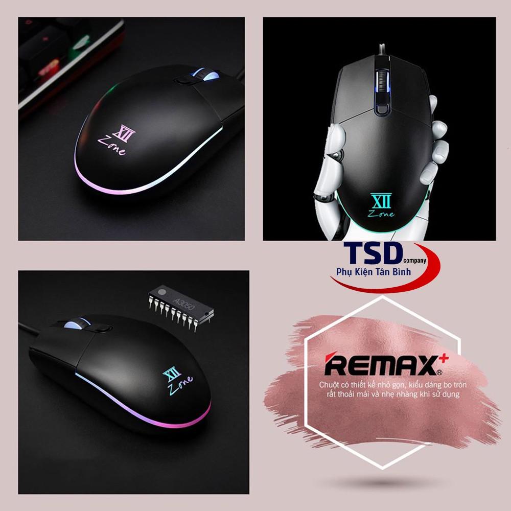 Chuột Máy Tính Remax Gaming Mouse V3500 5000 DPI Chính Hãng