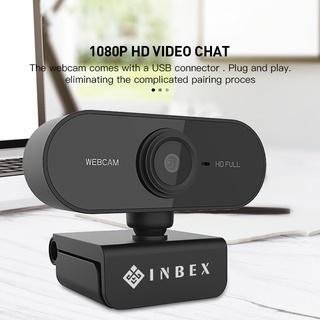 Webcam HD 1080p kèm Mic chất lượng cao thumbnail