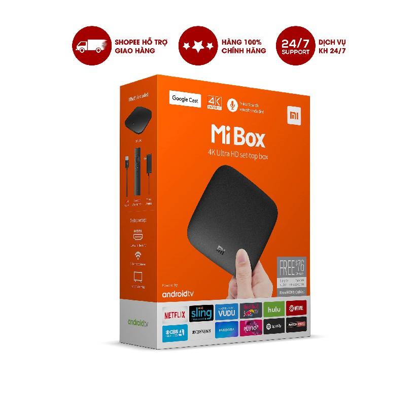 Android Tivi Box Xiaomi Mibox 4K Global Quốc Tế (MDZ-16-AB) - Hàng chính hãng DGW - 3519811 , 856169855 , 322_856169855 , 1782000 , Android-Tivi-Box-Xiaomi-Mibox-4K-Global-Quoc-Te-MDZ-16-AB-Hang-chinh-hang-DGW-322_856169855 , shopee.vn , Android Tivi Box Xiaomi Mibox 4K Global Quốc Tế (MDZ-16-AB) - Hàng chính hãng DGW
