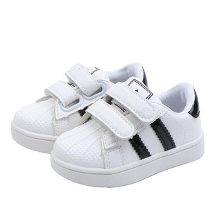 Giày quai dán viền cho bé trai bé gái (từ 1 - 8 tuổi) VEMZKIDS