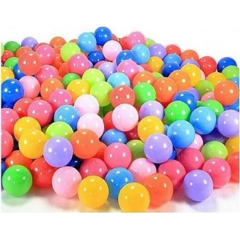 SHOPEE TRỢ GIÁ - 100 quả bóng nhựa cho bé vui chơi
