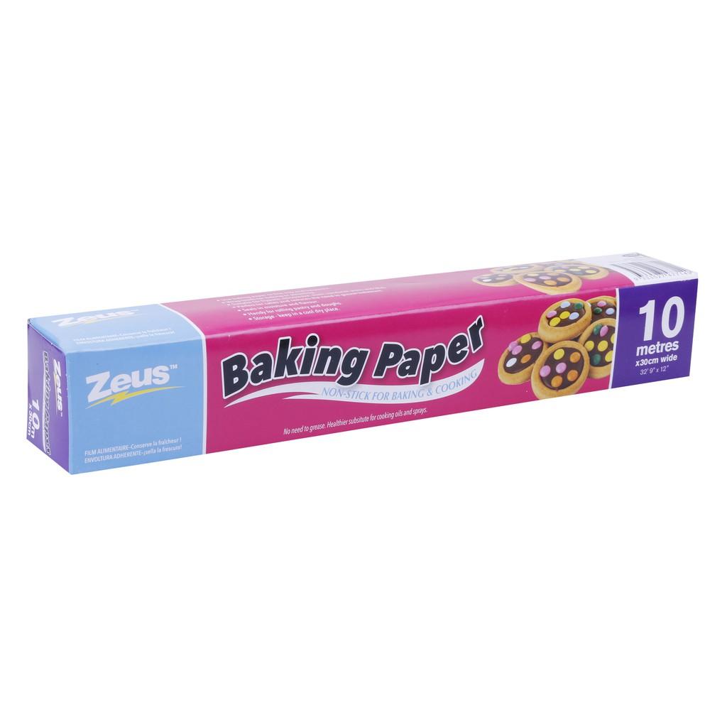 Cuộn Giấy Lót Nướng Bánh 10M UBL BC0481