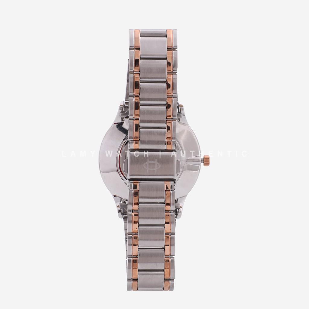 Đồng hồ Nam Hegner Manufacture Flyback Rose 5050MT - Lamy watch