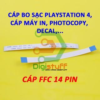Cáp đầu in máy in / máy scan / máy decal, cáp bo sạc Play Station 4 PS4 14 pin AWM 20624 AWM 20706