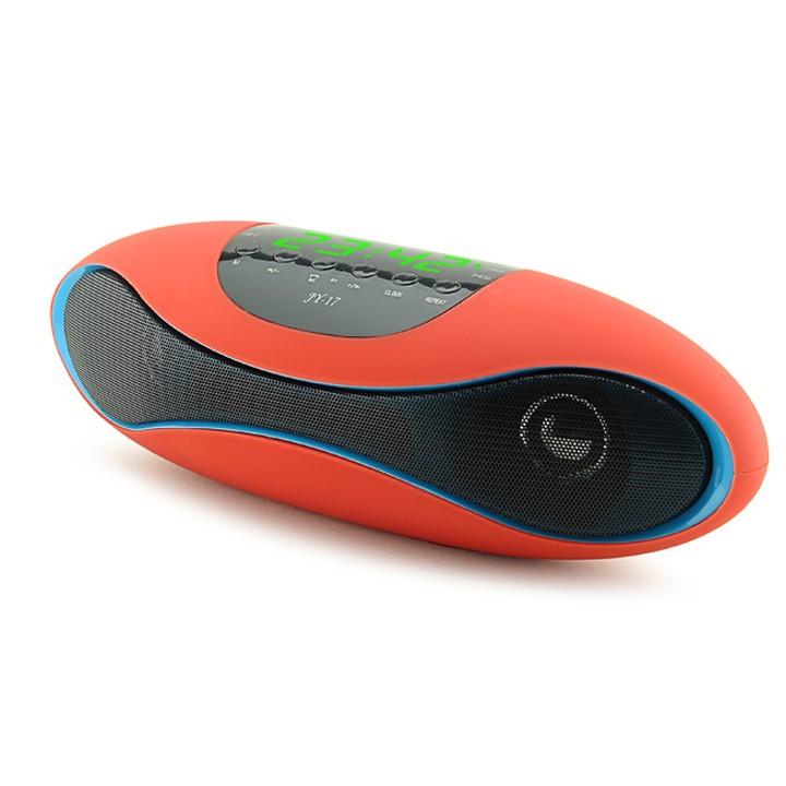Loa Bluetooth đa năng Aodasen JY 17 (Màu Đỏ)