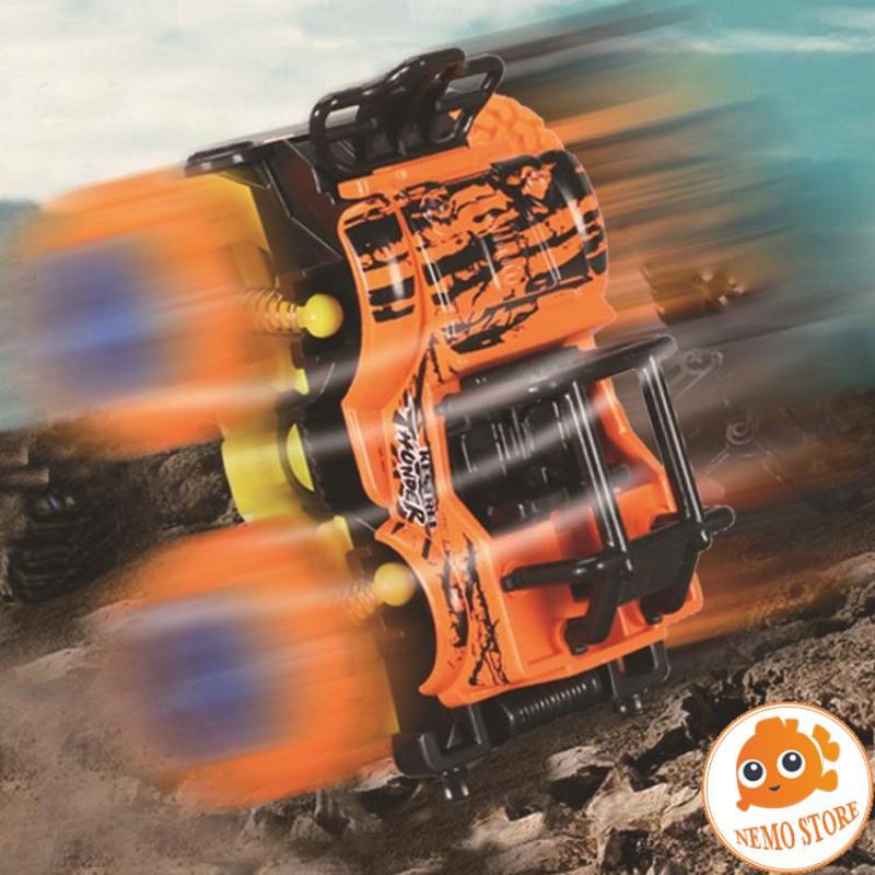 SWT OTP [Mã TOYNOV hoàn 20K xu đơn 50K] Xe Ô tô đồ chơi địa hình Buggy sử dụng quán tính bánh to cỡ lớn 28 20