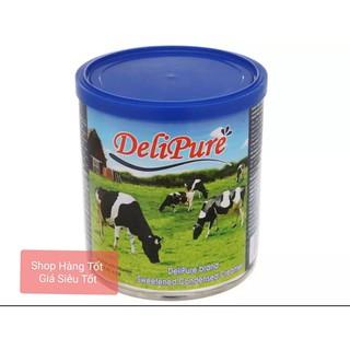 Sữa đặc có đường Delipure 1kg/ lon ( nhập khẩu từ Malaysia)
