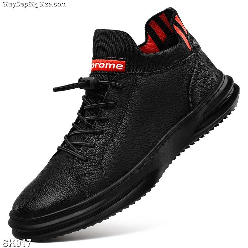 Giày Sneaker, giày thể thao big size cỡ lớn EU:45-46 cho nam chân to