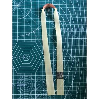Dây cao su Latex 0.75mm cột sẵn da loại mỏng