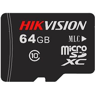 [Mã ELFLASH5 giảm 20K đơn 50K] Thẻ Nhớ Micro SD Hikvision 64GB chuyên dụng cho Camera - Bảo hành chính hãng 60 tháng