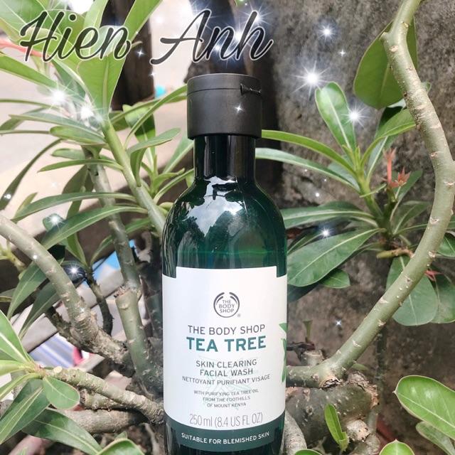 Sữa rửa mặt Simple tea tree The body shop - 9997719 , 1258810218 , 322_1258810218 , 270000 , Sua-rua-mat-Simple-tea-tree-The-body-shop-322_1258810218 , shopee.vn , Sữa rửa mặt Simple tea tree The body shop