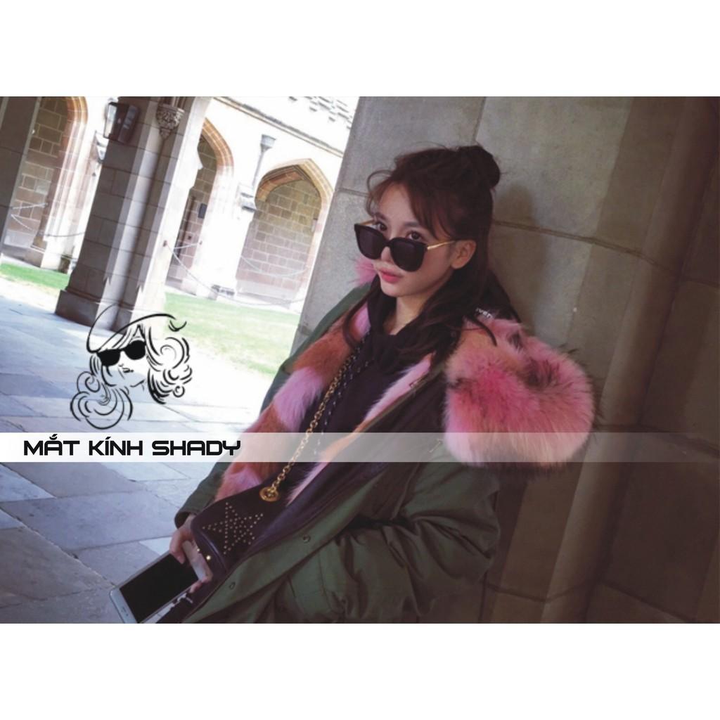 Kính Hợp Kim Unisex Shady thời trang MK735 1