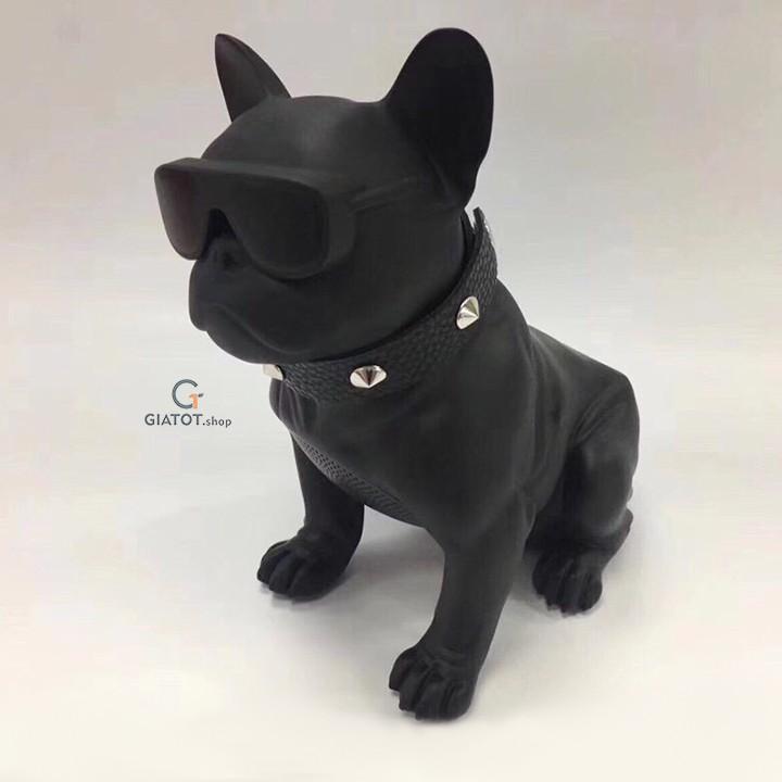 Loa blutooth hình con chó ngầu