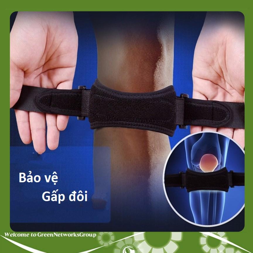 Đai bảo vệ xương bánh chè hỗ trợ thể thao