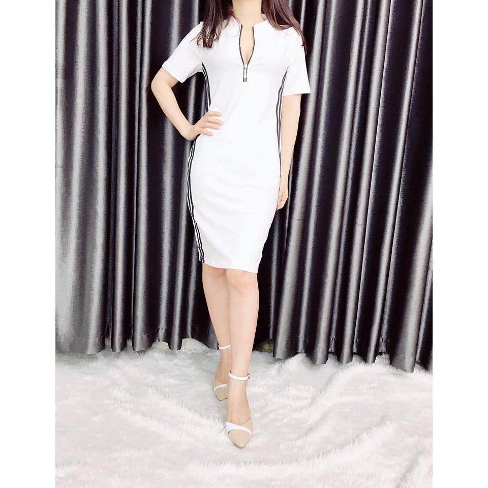 #Đầm_body_cotton_nữ