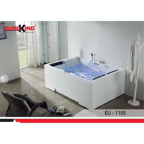 Bồn tắm massage cao cấp Euroking EU-1105, bảo hành chính hãng 02 năm, bao vận chuyển và lắp đặ