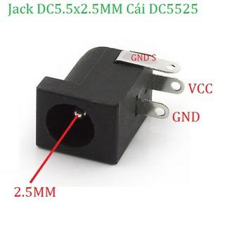 ComBo 100 Jack DC5.5x2.5MM DC5525 thumbnail