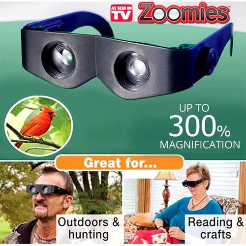 Mắt kính zoomies
