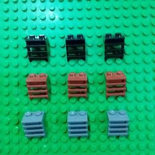 COMBO 5 Phụ Kiện MOC Lưới Tản Nhiệt