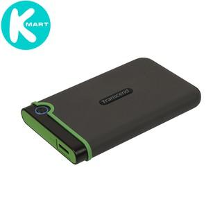 Ổ Cứng Di Động Transcend StoreJet 1TB USB 3.0/3.1 - TS1TSJ25 - Hàng Chính Hãng