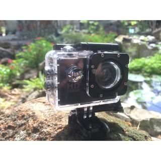 Camera chống nước giám sát hành trình Sports Cam Full HD 1080p siêu nét chất lượng cao