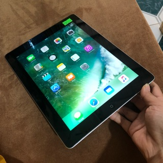 IPad 4 wifi 16GB, đen
