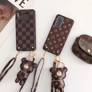 Ốp Điện Thoại Hình Gấu Đáng Yêu Cho Iphone 11 Pro Max Se 2020