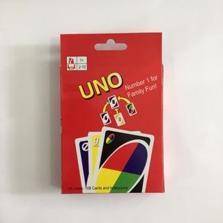 Thẻ bài Uno