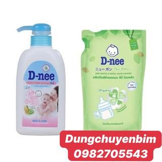 Nước rửa bình sữa Dnee - hàng chính hãng có tem Công ty Đại Thịnh thumbnail