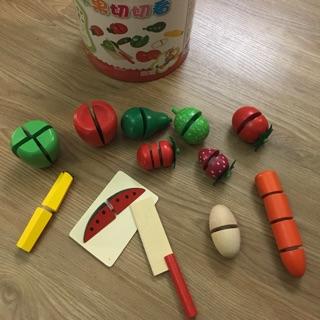 Combo bộ đồ chơi hoa quả cho huynh hieu