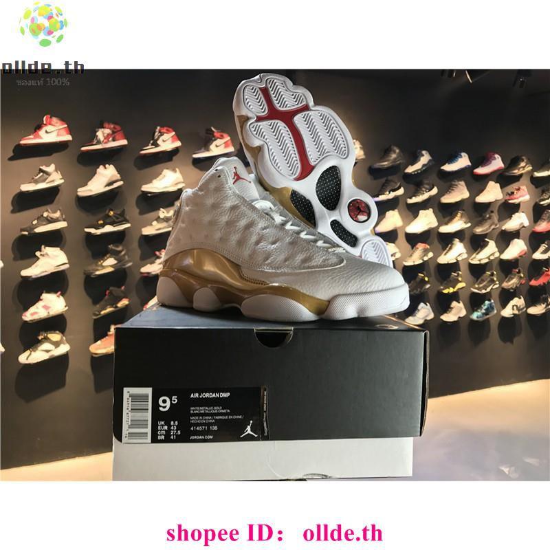 Discount Men's Nike Air Jordan13 Retro Basketball Fashion Casual Shoes414571-135