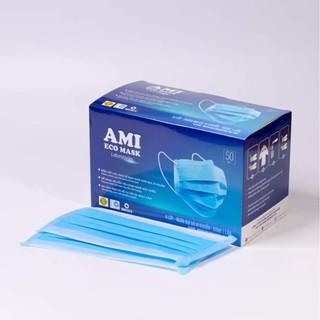 combo 5c khẩu trang y tế Ami đủ màu - Ami official 7