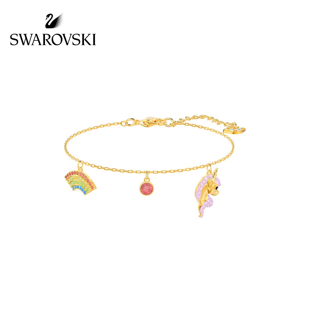 【Alanya Store】Swarovski OOT WORLD Unicorn Bracelet Online Exclusive Girlfriend G