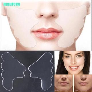 (Hàng Mới Về) Miếng Dán Silicone Tẩy Trang Ma Face Tái Sử Dụng Chống Nếp Nhăn