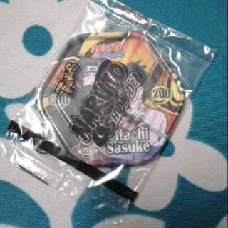 Thẻ toonies (Naruto Shippuden) Itachi, Sasuke H.037