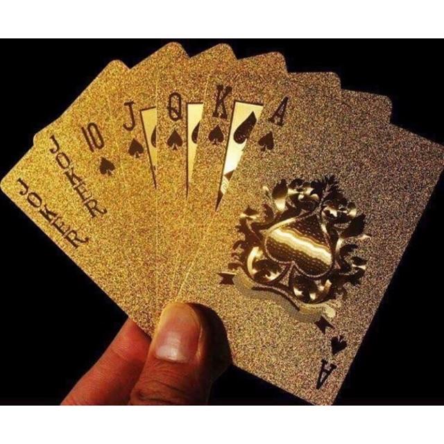 Bộ bài mạ vàng DUBAI. - 2769777 , 123795428 , 322_123795428 , 50000 , Bo-bai-ma-vang-DUBAI.-322_123795428 , shopee.vn , Bộ bài mạ vàng DUBAI.