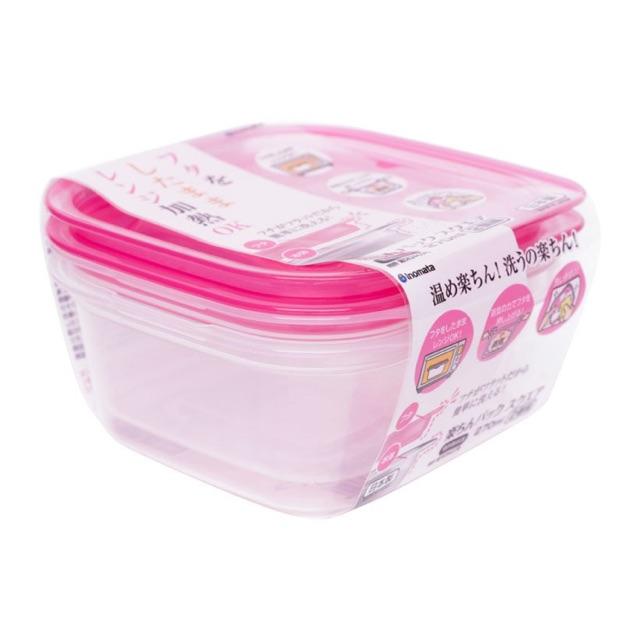 Bộ 2 hộp nhựa đựng đồ ăn dặm cho bé 270ml Nhật Bản - 2690017 , 1063039898 , 322_1063039898 , 50000 , Bo-2-hop-nhua-dung-do-an-dam-cho-be-270ml-Nhat-Ban-322_1063039898 , shopee.vn , Bộ 2 hộp nhựa đựng đồ ăn dặm cho bé 270ml Nhật Bản