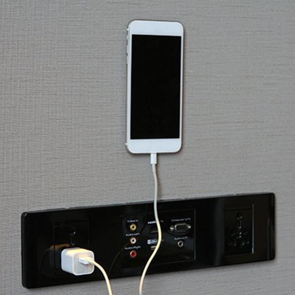 Floveme Mobile Phone Holder Sticker Universal Magic Nano Rubber Pad Car Bracket