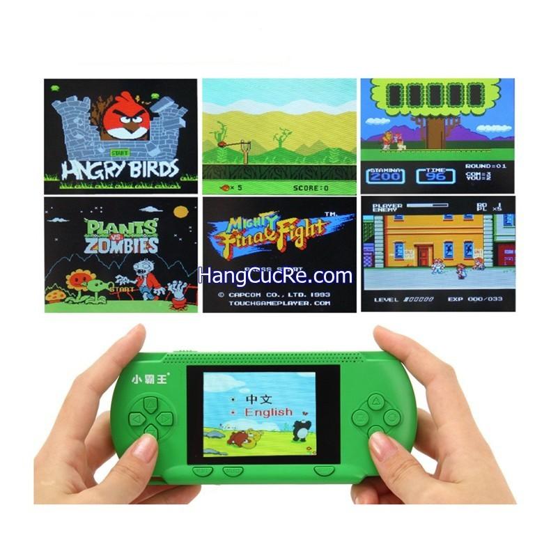 Máy chơi game cầm tay 268 trò chơi