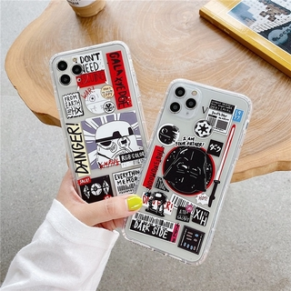 Ốp Lưng Trong Suốt In Hình Jedi Knight Cho Xiaomi Redmi 9a Note 9s 9 Pro Note 8 7 6 5 Pro