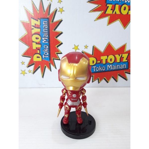 Mô hình nhân vật Avengers mini xinh xắn