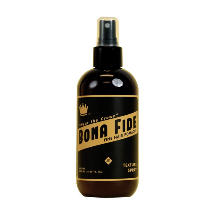 Chai Xịt Tạo Phồng Giữ Nếp Bona Fide Chính Hãng - Pre-Styling Bona Fide Texture Spray 250ml