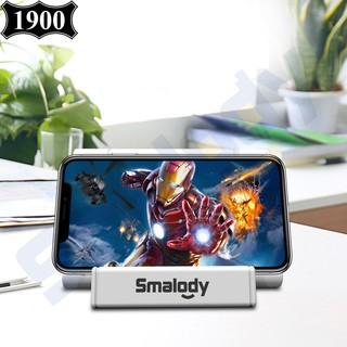 Loa cảm ứng nhãn hiệu Smalody best core cảm ứng di động không dây, Hộp âm thanh không dây kiêm đế điện thoại