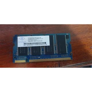 RAM laptop DDR 256MB thumbnail